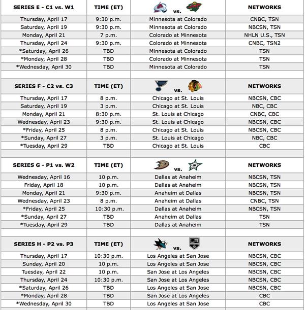 Western-Conference-playoffs