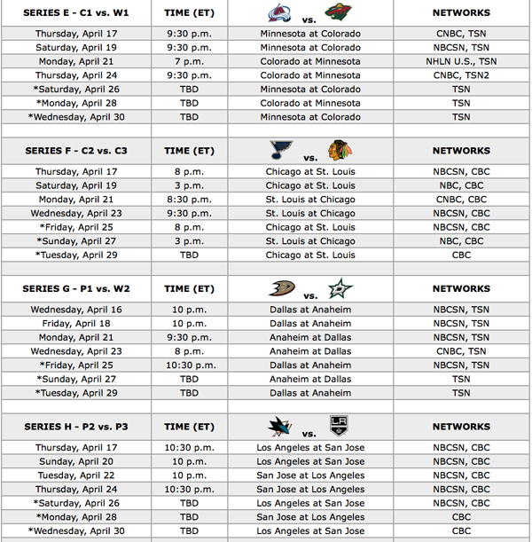 Western-Conference-playoffs