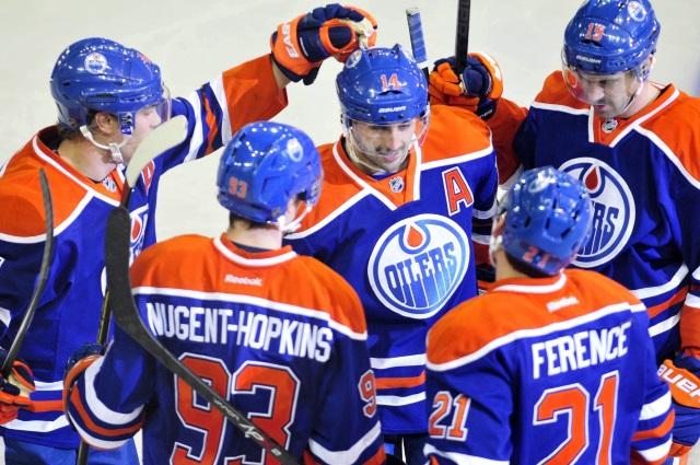 Edmonton oilers trade options