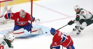 Montreal Canadiens and Minnesota Wild