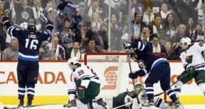 Andrew Ladd and the Minnesota Wild