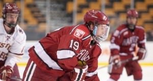 Jimmy Vesey talk leads you back to the Toronto Maple Leafs and Boston Bruins