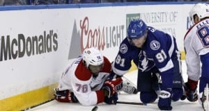 Steven Stamkos and PK Subban