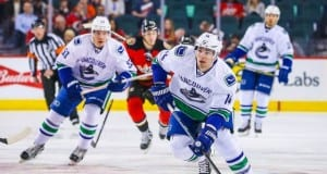 Alex Burrows may not be back with the Vancouver Canucks next year