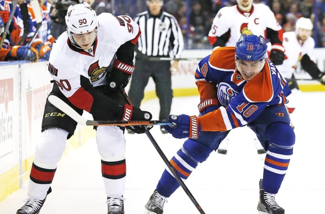 NHL Rumors: Changes Coming To Senators This Offseason