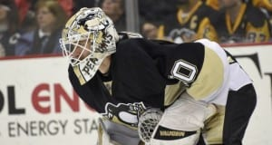 The Toronto Maple Leafs have shown some interested in Penguins goalie Matt Murray