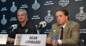 LA Kings fire Dean Lombardi and Darryl Sutter