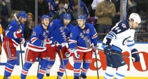 The New York Rangers may use Derek Stepan as trade bait for top pairing right defenseman