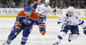 Teams are calling the Edmonton Oilers about Ryan Nugent-Hopkins and about Tampa Bay Lightning's Tyler Johnson