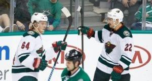 Minnesota Wild to speak with Mikael Granlund and Nino Niederreiter this week