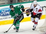The Vegas Golden Knights have traded Marc Methot to the Dallas Stars