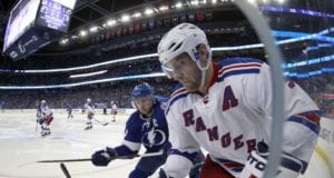 The Tampa Bay Lightning and Detroit Red Wings are interested in Dan Girardi