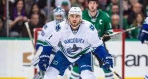 Teams interested in Vancouver Canucks defenseman Chris Tanev