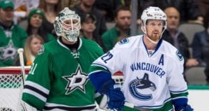The Dallas Stars and Vancouver Canucks have talked about swapping first round picks