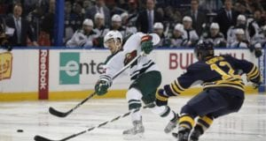 Minnesota Wild trade Marco Scandella to the Buffalo Sabres in a four player deal