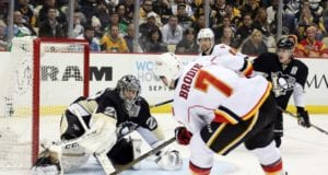 Marc-Andre Fleury to the Calgary Flames makes the most sense