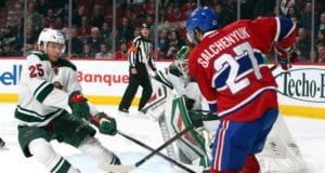Could the Minnesota Wild and Montreal Canadiens work out a trade involving Jonas Brodin and Alex Galchenyuk?