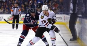 Chicago Blackhawks trade Artemi Panarin to Columbus Blue Jackets in deal for Brandon Saad
