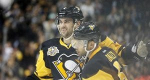 The Pittsburgh Penguins negotiating with Justin Schultz. Trevor Daley talking with eight teams