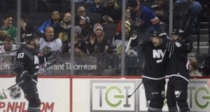 The New York Islanders don't ask Andrew Ladd and Johnny Boychuk to waive their no-movement clauses