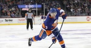 The Calgary Flames and Toronto Maple Leafs are among the teams interested in Travis Hamonic