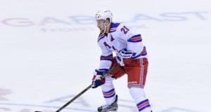 The Arizona Coyotes are one of the teams interested in New York Rangers Derek Stepan