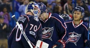 The Columbus Blue Jackets and Vegas Golden Knights have a deal worked out to protect Joonas Korpisalo and Josh Anderson