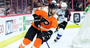 Can the Philadelphia Flyers get the Vegas Golden Knights to take Andrew MacDonald in a trade or to draft him?