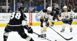 The Los Angeles Kings and Vancouver Canucks could be interested in Buffalo Sabres Evander Kane