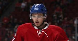 Montreal Canadiens Alex Galchenyuk