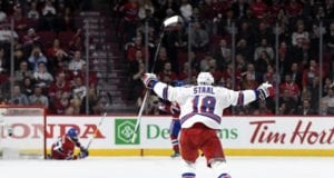 Will the New York Rangers buy out Marc Staal during the second buyout window?