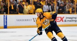 The Nashville Predators re-signed Ryan Johansen to an eight-year, $64 million deal