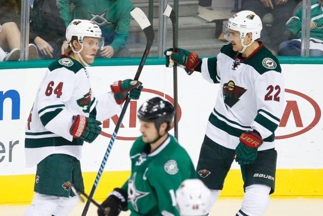 Minnesota Wild RFAs Mikael Granlund and Nino Niederreiter have arbitration dates set for next week