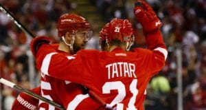 Both Tomas Tatar and Mike Green could be available the trade deadline