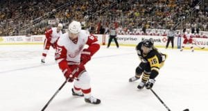 Thomas Vanek could be hoping for a return to the Detroit Red Wings