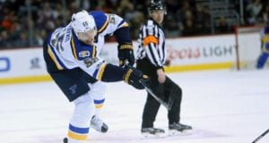 Colton Parayko and St. Louis Blues exchange salary arbitration offers