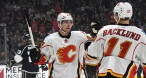 The Calgary Flames will continue to work on new contract for Mikael Backlund and Sam Bennett