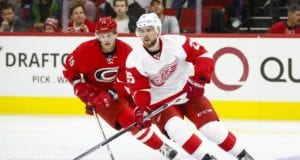 Trading defenseman Mike Green could be option for the Detroit Red Wings if they need to move out salary