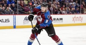 The Colorado Avalanche and Nikita Zadorov are $500,000 apart on a new deal