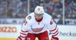 Thomas Vanek could be an option for the Detroit Red Wings and Vancouver Canucks