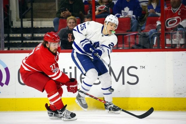 James van Riemsdyk and Justin Faulk are two of the top NHL trade candidates for this season