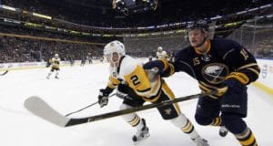 Both the Buffalo Sabres and Jack Eichel are looking at an eight-year deal
