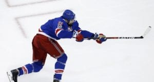 New York Rangers winger Rick Nash is entering the final year of his contract