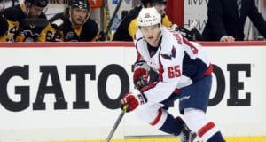 Andre Burakovsky is one player who could one player poised for a fantasy hockey breakout