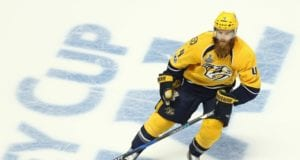 The Nashville Predators announce Ryan Ellis will be out for four to six months