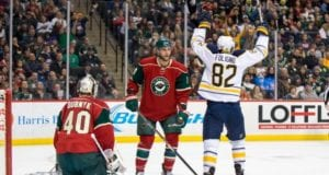 The Minnesota Wild signed Marcus Foligno to a four year contract