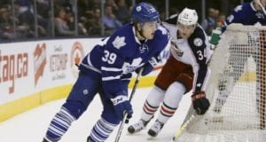Could be in the Toronto Maple Leafs best interest to sign William Nylander to an extension