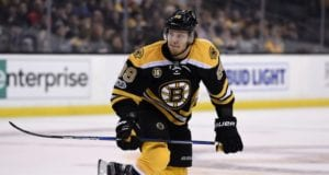 David Pastrnak and the Boston Bruins talking about an eight-year deal
