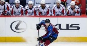 Trade talk quiet involving Colorado Avalanche forward Matt Duchene