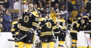 Teams have been calling the Boston Bruins about Zdeno Chara
